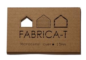 Microcanal cuero 1.5mm__Plancha: 1050x750mm