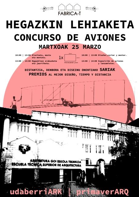 Concurso de aviones ETSASS