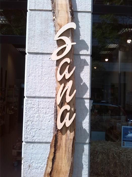 Logo tienda exterior